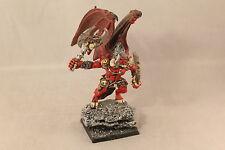 Warhammer Chaos Daemons Bloodthirster Metal Pro Painted