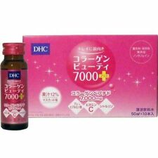 DHC Collagen 7000mg Beauty Drink Supplement 50ml x 10 from Japan