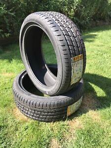 Pirelli P-Zero 225 40 R18 92W Runflat tyres - pair - new, never fitted