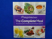 Weight Watchers Complete Meal Book - (Paperback)