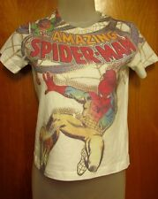 AMAZING SPIDERMAN Marvel Comics XS tee throwback Old Navy T shirt Doc Ock