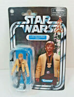 Star Wars Luke Skywalker Action Figure with Pistol & Lightsaber by Kenner 2019