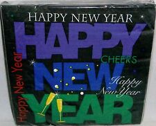 """New Years Eve Luncheon Napkins 20 Ct 2-Ply Celebrate New Year 12 7/8"""" x 12 3/4"""""""