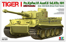 Rye Field Model RFM RM-5001 1/35 Tiger I Initial Production Early 1943 Tunisia