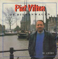 """PIET VILTEN – De Dievenwagen (1989 VINYL SINGLE 7"""")"""
