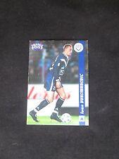 VUKOMANOVIC  BORDEAUX Carte football card FRANCE FOOT DS 1998-1999 panini
