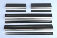 VW Volkswagen Jetta Mk6 2010+ Model 4 Chrome Door Sills Protectors Kick Plates