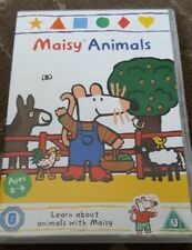 MAISY ANIMALS DVD KIDS