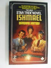 Star Trek, Ishmael, Barbara Hambly, Pocket Paperback, 1st Print, 1985