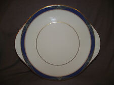 Royal Doulton Regalia Handled Cake Plate/Serving Tray
