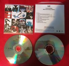 U2 Achtung Baby Remastered Double CD Acetate Promo