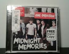 One Direction - Midnight Memories (CD, 2013, Columbia) NEW SEALED