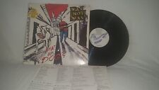 WAS NOT WAS - WHAT UP DOG - VINTAGE 1988 CHRYSALIS RECORDS LP