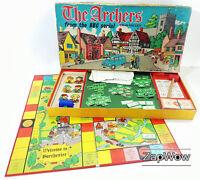 THE ARCHERS 1960s Complete Vintage Chad Valley Board Game BBC Radio 4 Ambridge