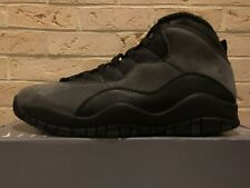 hot sale online f59ff 75017 New ListingNike Air Jordan Retro 10 X Dark Shadow Black True Red sz 11