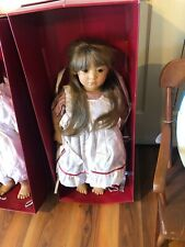 Vintage Annette Himstedt Neblina 2726 Faces Of Friendship Doll In Original Box