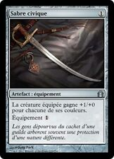 MTG Magic RTR - (4x) Civic Saber/Sabre civique, French/VF