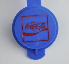 Coca-cola Bottle Cap botellas tapa cierre tapita sustituto usa 1970 azul