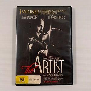 The Artist (DVD 2012) Berenice Bejo Jean Dujardin Region 4