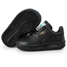 PUMA GV SPECIAL (TD) TODDLER 351721-02 Black Casual Shoes Sneakers Baby Size 9