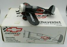 1993 Revell 1:32 Die Cast Chevrolet Racing Travel Air Mystery Ship Airplane Bank