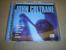 JOHN COLTRANE - LIVE: THE MASTERS - EAGLE RECORDS 1997 DOUBLE CD MINT