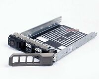 "8PCS 3.5"" Tray Caddy For Dell R720 R710 R730 G302D F238F R310 R410 R510 R420 New"