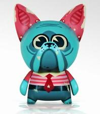 FONZO BAXSTAR DESIGNER VINYL FIGURE BY SCOTT TOLLESON AND FREAK STORE TOYS