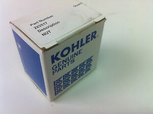 Kohler 223517 Nut (NIB)