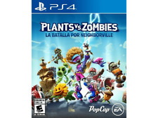 PS4 Plants vs Zombies: Battle for Neighborville