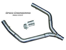 """LS1 Camaro & Firebird Off-Road Y-Pipe (F-Body) """"Stainless Steel"""""""