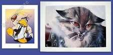 SOKAL Lot 2 affiches 50x60 cm 70x100 cm