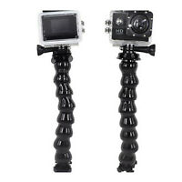 Universal Camera Neck For GoPro Hero 3/3+/4 Mount Gooseneck Flexible Adjustable