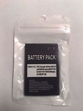 Battery for HTC Evo Design 4G Hero S G15 Acquire BH111000 S510 C510E cell phone