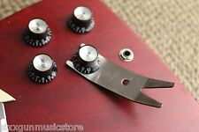 SGM Guitar & Bass Knob Puller / Lifter, Wrench, Steel Luthier Tool