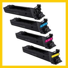 4-Pack Toner Cartridge for Konica Minolta Magicolor 4650 4690MF 4695MF 4690 4695