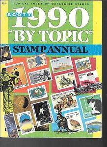Scott 1999 Stamp Annual of Worldwide Issues Topical Index PB  Stamp Monthly