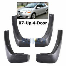 Mud Flaps Flap Splash Guards Mudguards Mudflaps For Toyota Yaris Sedan 2007-2013