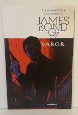 JAMES BOND 07 VARGR #1 VARIANT VF.NM