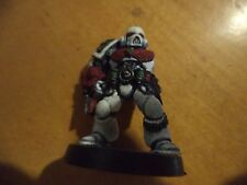 Tactical Space Marine Body - Warhammer 40k 40,000 Space Marines Metal Bit Games