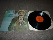SIMON & GARFUNKEL - BRIDGE OVER TROUBLED WATER ALBUM LP VINYL (ORANGE CBS LABEL)