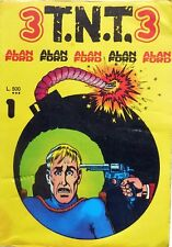 3 T.N.T. 3  ALAN FORD N.1 1975 CORNO CON N.1-6-7