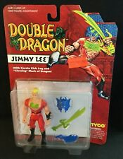 Double Dragon Jimmy Lee w/ Karate Kick Leg - Action Figure by Tyco
