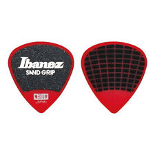 IBANEZ PA16MSG RD Guitar Bass Plectrums Pick x10 Grip Wizard Sand