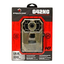 Stealth Cam G42 No Glo Digital Trail Game Camera (10MP) 100ft Range STC-G42NG