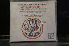 Hildegard von Bingen -  O Vis Aeternitatis / Vesper     1 CD-Box