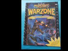 MUTANT CHRONICLES WAR ZONE del 1995 (introduzione del gioco di miniature)
