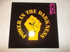 LP Vinyl 12 inch Record Album Tom Robinson Band TRB Power In The Darkness 1978