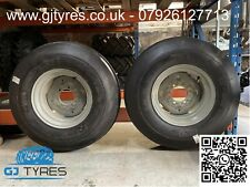 More details for bkt tf-9090 9.00-16 6 stud 2wd tractor wheels - price incl vat