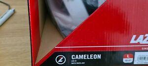 LAZER CAMELEON Fahrradhelm weiß Unisex Gr. 58-61 NEU!